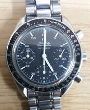 OMEGA SPEEDMASTER 3510.50 REDUCED AUTOMATIC CHRONO BOX/PAPERS/ 2001 YEAR