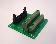 IDC-24 Male Header Breakout Board Screw Terminal Adaptor