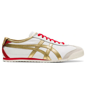 Chaussures Baskets Onitsuka Tiger homme Mexico 66 taille Blanc Blanche Cuir