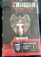 Callejon - Man spricht Deutsch Premium Edition + 2 Bonustr. + T-Shirt Größe S