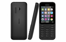 Nokia 216 - Black (Sim Free) Mobile Phone (Pay As You Go) (New & Sealed)