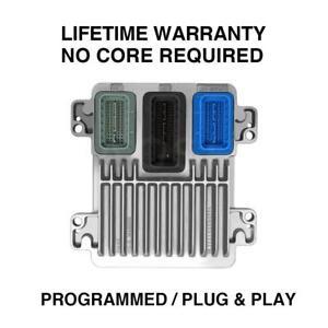 Engine Computer Programmed Plug&Play 2007 Isuzu i-Series i-290 12613420 YPWA