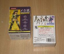 Konami Mecha Musume(Military Army Girl) Repaint P 3 Full Set of 8pcs + Bonus