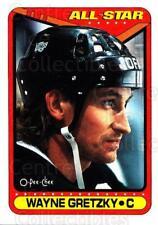 1990-91 Topps Tiffany #199 Wayne Gretzky