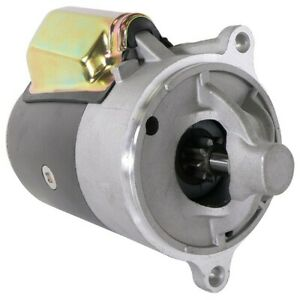 Starter For Ford Auto & Truck Bronco, Custom, Mustang E2TF-11001-AA; SFD0056
