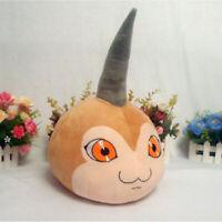 7.8'' Anime Digimon Tunomon Plush Doll Soft Stuffed Cartoon Toy Pillow Xmas Gift