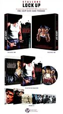 Lock Up (Blu-ray) Sylvester Stallone / Full Slip/ Limited 500 Copies/Region ALL