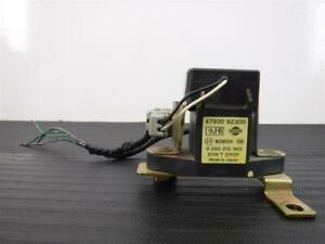00-01 Nissan Frontier Xterra Crew Cab ABS Deceleration Sensor OEM 47930-9Z300