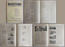 Diario de Construcción. Revista para construcción y Industria de la madera 7.