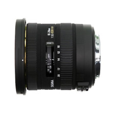 Sigma 10-20 mm F3.5 EX DC HSM Lente: NIKON CA2584