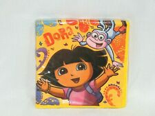 DORA THE EXPLORER  16- PAPER LUNCH NAPKINS . -PARTY SUPPLIES