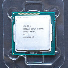Delidded! Intel Core i7 3770K 3.5GHz LGA1155 PC CPU i73770K Z67 Z77 + Pâte