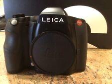 Leica S Typ 007 Medium Format Digital Camera Boxed