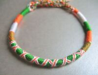 Mixed Designs FRIENDSHIP BRACELET Cotton Surfer Wristband Hippy Boho Surf Gift