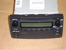 03-07 Toyota Corolla Stereo w/ CD Player