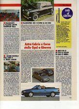 W17 Ritaglio Clipping 1993 Palmerspeed kit tuning Mini Cooper John Cooper Garage