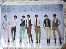 Super Junior M Fan Party in Taipei Taiwan Promo Poster (SJM Girl)