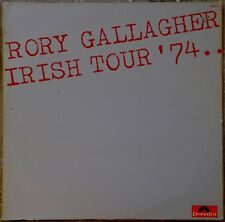 33t Rory Gallagher - Irish Tour ' 74 (2 LP) - 1976
