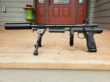 Paintball Marker Sniper Upgrades Lapco barrel cover and bipid