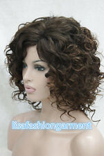 Pieza de Moda para Mujeres corto pelucas de Cabello GenuineBose   20y30Control      2