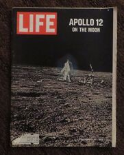 Life Magazine December 12, 1969 Apollo 12 On The Moon Armstrong - Vintage
