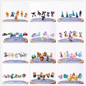 24 Piece Character Cake Toppers!!!