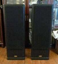 "TANNOY 635 D50 8"" DUAL CONCENTRIC DC SPEAKERS STEREO PAIR"
