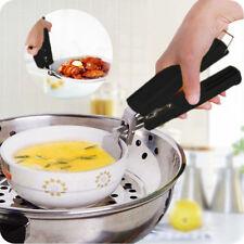 Acier Inoxydable Anti brûlures ustensiles de cuisine prise BOL Clip Retriever