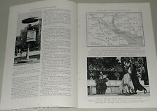 1939 magazine articles BUENOS AIRES, Argentina, color photos people history etc