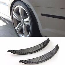 für BMW X6 E71 E 72 2x Radlauf Verbreiterung CARBON typ Kotflügelverbreiterung 3