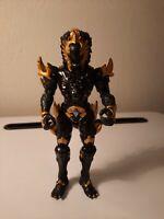 "2007 Bandai Power Rangers Dai Shi Jungle Fury Evil Space Alien 6"" Action Figure."