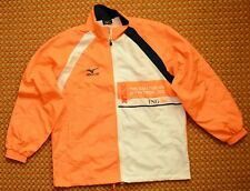 Amsterdam Marathon, Mens Running Jacket by Mizuno Mens Large