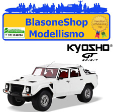 Modellino Lamborghini SUV LM002 1:18 GT Spirit Bianco Ed. Limitata Kyosho