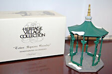 Department 56 Heritage Village Collection - Town Square Gazebo 5513-1 X768