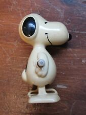 vintage Walking Toy Snoopy 1966