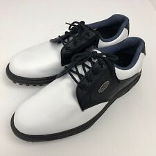 Womens Black And White Saddle Shoes In
