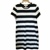 Michael Kors short sleeve stripe t-shirt dress SIZE SMALL