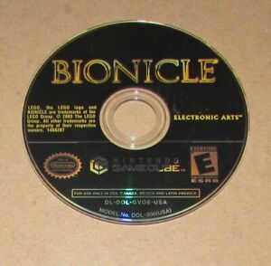 Bionicle (Game Only) Nintendo GameCube Fast Shipping