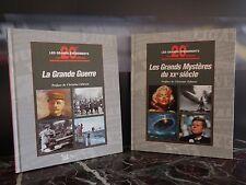 Les Grands Mystères du XXe La Grande Guerre 1998 ARTBOOK by PN