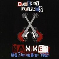 Cockney Rejects - HAMMER - THE CLASSIC ROCK YEARS [CD]