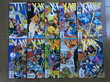 X-MEN COMIC LOT 1ST SERIES 10 ISSUES # 29 30 31 32 33 34 35 36 38 39 GAMBIT
