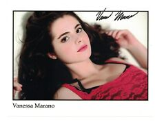 Vanessa Marano Signed Autographed 8x10 Photo Actress Switched At Birth