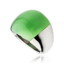 Calvin Klein Ellipse Two Tone Size 8 Ring KJ03OR010108