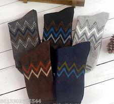 3 Pairs Soft Comfortable Warm Mens Wool Cashmere Socks rabbit hair SALE 9-11 A