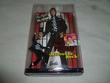 New Elvis Presley Jailhouse Rock Doll Barbie Collector Pink Label Mattel 2009 >>