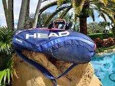 HEAD Radical 12 Racquet Monstercombi Tennis Bag Sloan Stevens