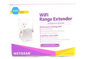NETGEAR N300 Wi-Fi Range Extender, Signal Booster & Repeater EX2700