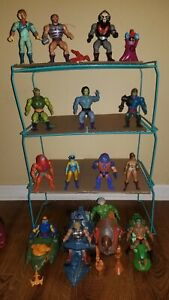 Vintage Thundercats He Man Masters of the Universe Figures MOTU lot  Vehicles