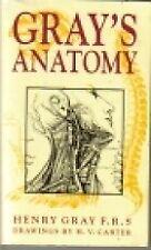 Gray's Anatomy, Gray, Henry, Used; Good Book