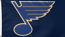 St. Louis Blues Deluxe NHL Grommet Flag Licensed Hockey Licensed Banner 3' x 5'